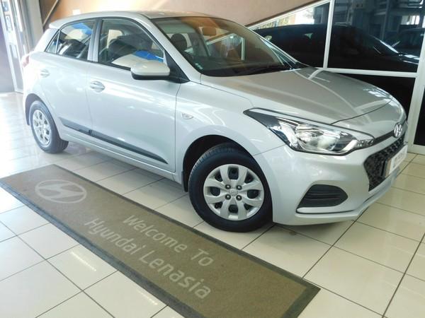 2020 Hyundai i20 1.2 Motion Gauteng Lenasia_0