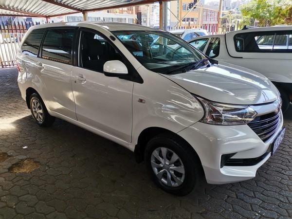 2018 Toyota Avanza 1.5 SX Gauteng Jeppestown_0