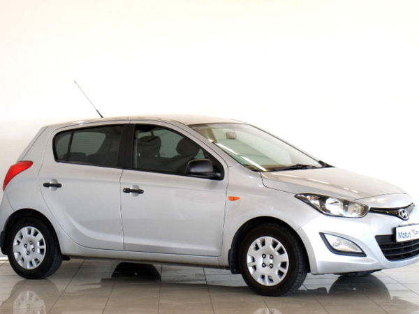 2014 Hyundai i20 1.2 Motion  Western Cape Cape Town_0