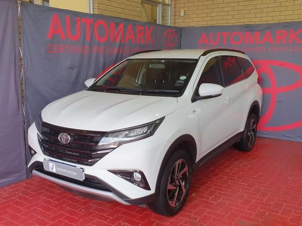 2018 Toyota Rush 1.5 Auto Gauteng_0