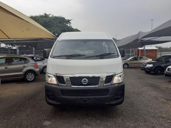 2017 Nissan NV350 2.5 15 Seat Gauteng Johannesburg_0