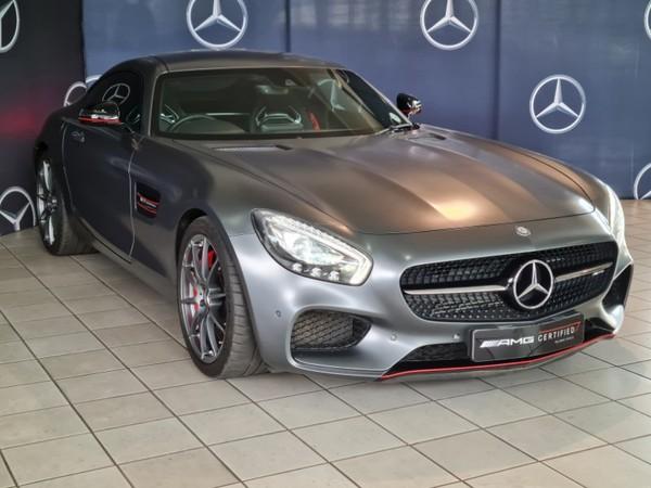 2016 Mercedes-Benz AMG GT S 4.0 V8 Coupe Gauteng Bedfordview_0