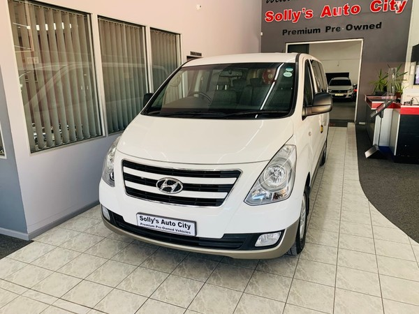 2018 Hyundai H-1 2.5 CRDI Wagon Auto Eastern Cape Port Elizabeth_0
