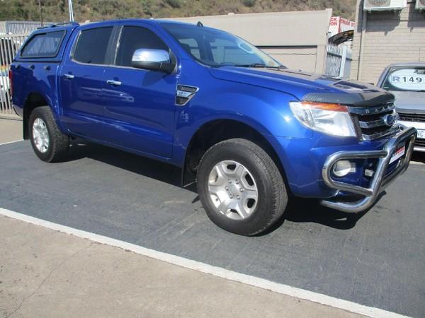 2013 Ford Ranger 3.2 TDCi XLT 4x4 Auto Dcab Kwazulu Natal Durban_0