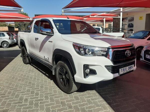 2017 Toyota Hilux 2.8 GD-6 Raider 4X4 Extended Cab Bakkie Gauteng Bramley_0