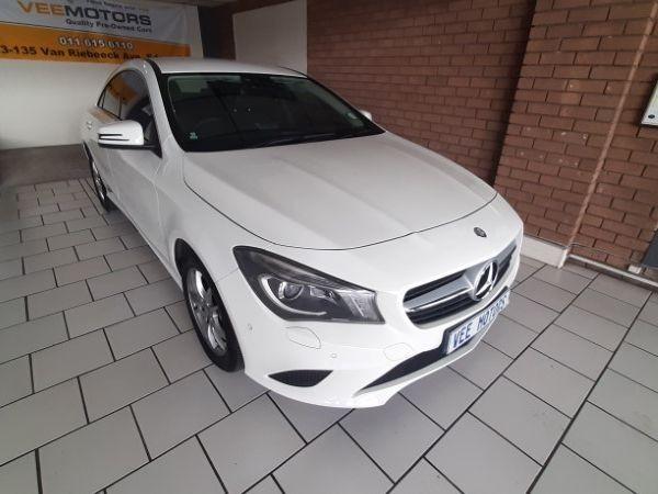 2014 Mercedes-Benz CLA-Class CLA200 Auto Gauteng Edenvale_0