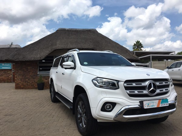 2018 Mercedes-Benz X-Class X250d 4x4 Power Auto Gauteng Centurion_0