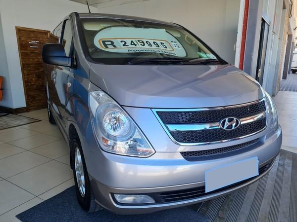 2012 Hyundai H1 Gls 2.4 Cvvt Wagon  Western Cape Goodwood_0