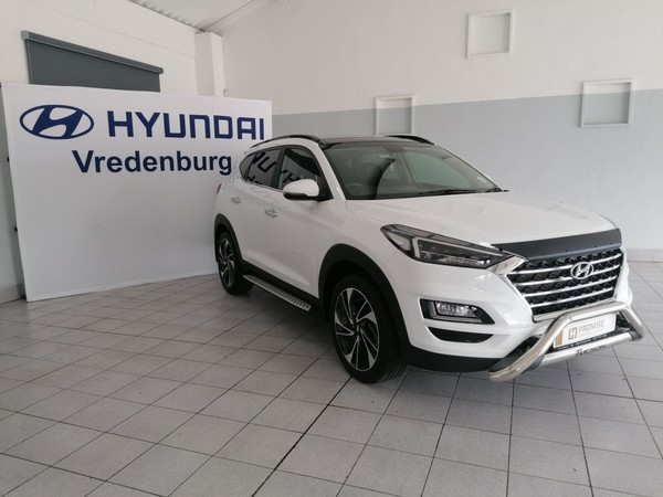 2021 Hyundai Tucson 2.0 CRDi ELITE AT Western Cape Vredenburg_0