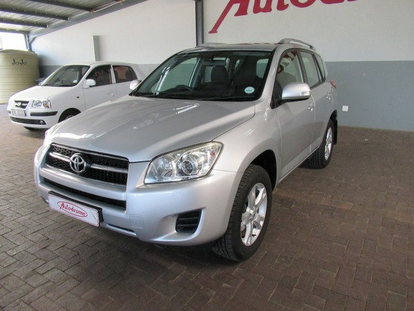 2011 Toyota Rav 4 Rav4 2.0 Gx  Western Cape Paarl_0