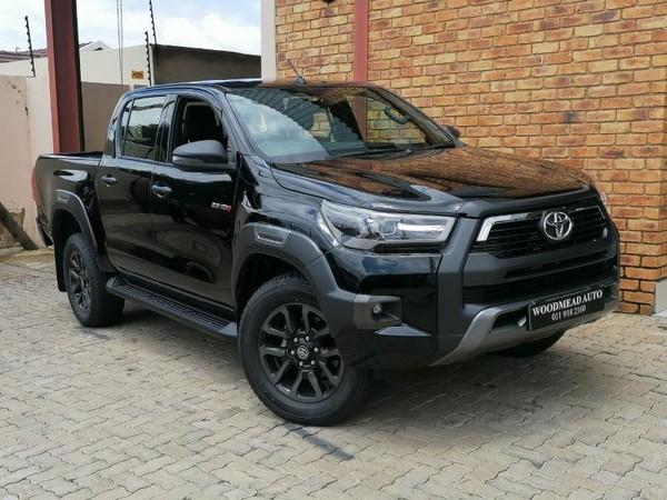 2021 Toyota Hilux 2.8 GD-6 RB Legend Auto Double Cab Bakkie Gauteng Boksburg_0