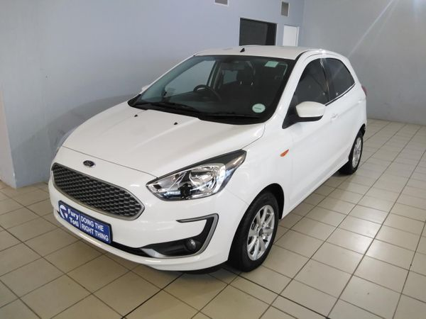 2020 Ford Figo 1.5Ti VCT Trend Auto 5-Door Kwazulu Natal Durban_0