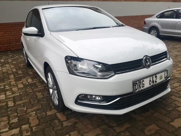 2017 Volkswagen Polo 1.2 TSI Highline 81KW Limpopo Louis Trichardt_0