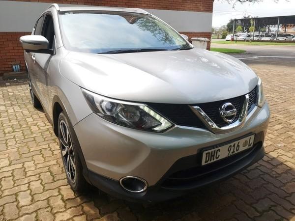 2015 Nissan Qashqai 1.6T Acenta Limpopo Louis Trichardt_0