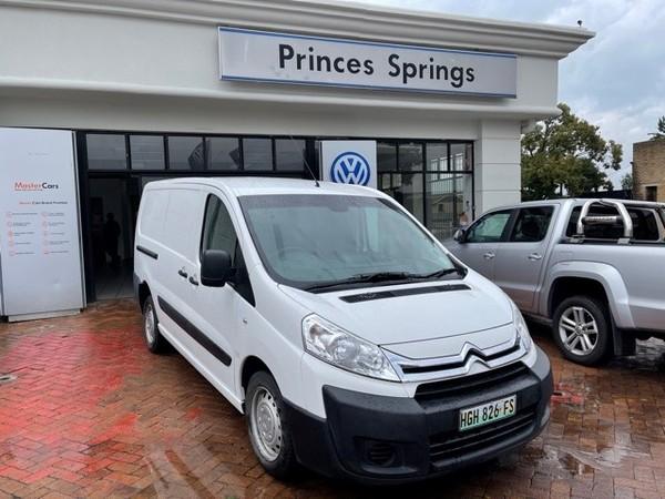 2013 Citroen Dispatch 2.0 Hdi Fc Pv  Gauteng Springs_0