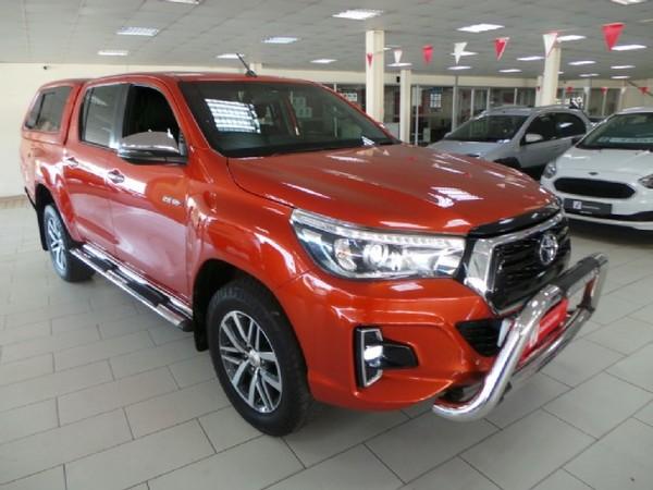 2019 Toyota Hilux 2.8 GD-6 RB Auto Raider Double Cab Bakkie Gauteng Alberton_0