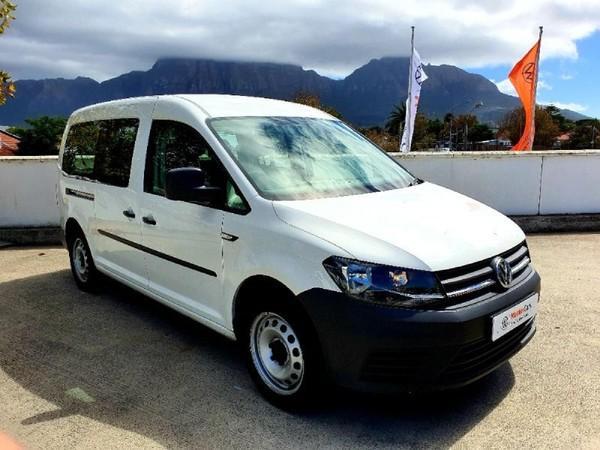 2020 Volkswagen Caddy MAXI Crewbus 2.0 TDi Western Cape Claremont_0