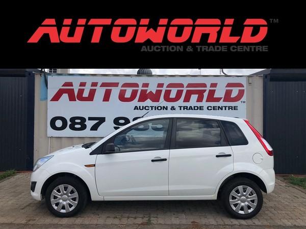 2013 Ford Figo 1.4 Ambiente  Gauteng Pretoria_0