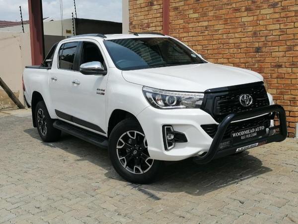 2020 Toyota Hilux 2.8 GD-6 RB Legend 4x4 Double Cab Bakkie Gauteng Boksburg_0