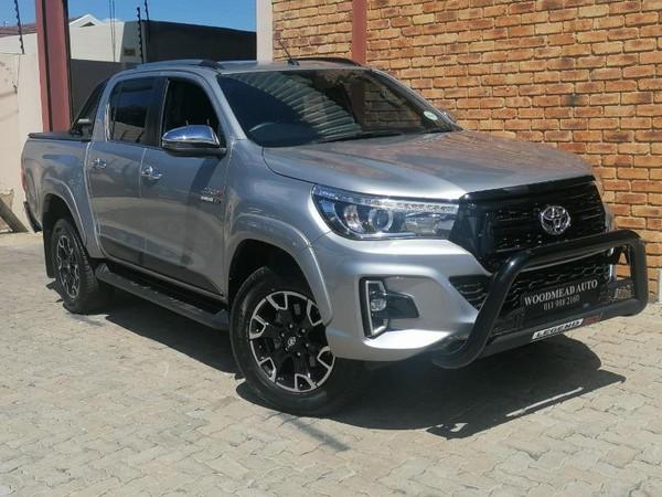 2020 Toyota Hilux 2.8 GD-6 RB Auto Raider Double Cab Bakkie Gauteng Boksburg_0