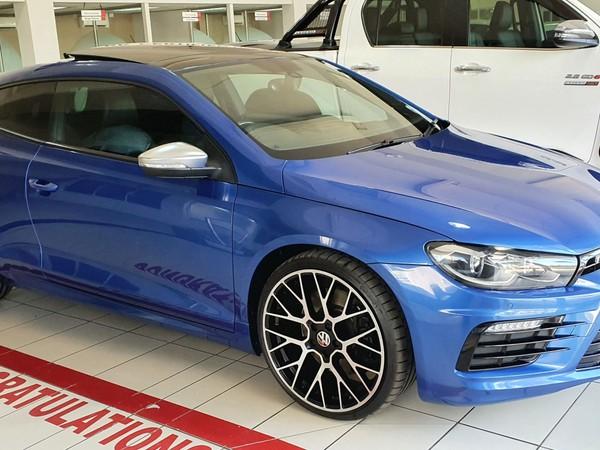 2016 Volkswagen Scirocco 2.0 Tsi R Dsg 188kw  Gauteng Pretoria_0