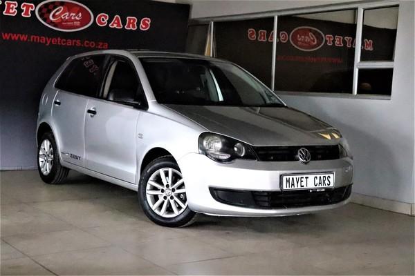 2012 Volkswagen Polo Vivo 1.4 Zest 5dr Mpumalanga Delmas_0