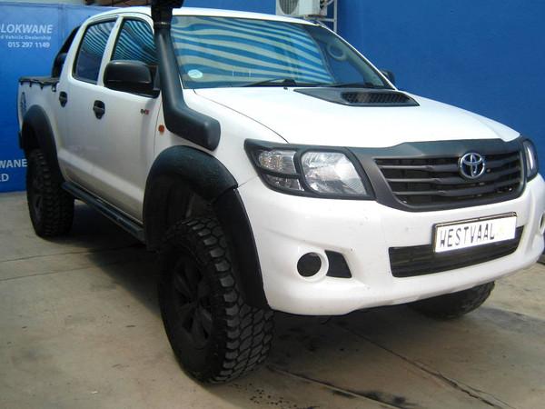 2014 Toyota Hilux 2.5d-4d Srx 4x4 Pu Dc  Limpopo Polokwane_0