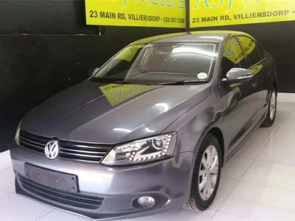 2014 Volkswagen Jetta Vi 1.4 Tsi Comfortline  Western Cape Villiersdorp_0