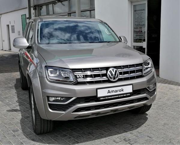 2021 Volkswagen Amarok 3.0TDi H-Line 190kW 4MOT Auto Double Cab Bakkie Western Cape Malmesbury_0