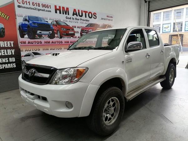 2009 Toyota Hilux 3.0 D4D Raider Double Cab Gauteng Johannesburg_0