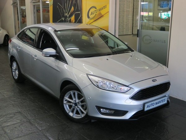 2017 Ford Focus 1.0 Ecoboost Trend Auto Western Cape Paarl_0
