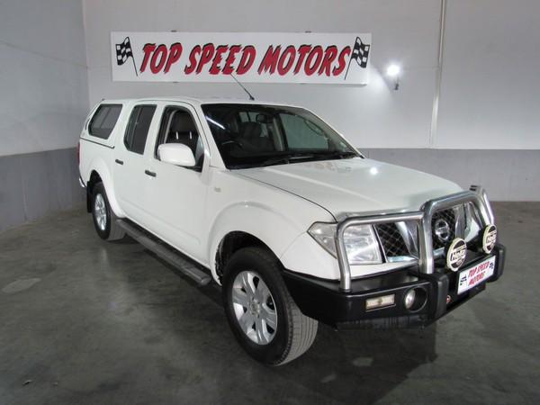 2007 Nissan Navara 4.0 V6 4x4 Pu Dc  Gauteng Vereeniging_0