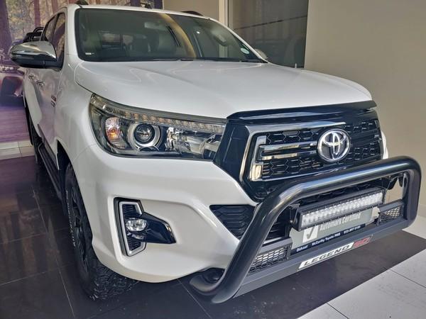 2020 Toyota Hilux 2.8 GD-6 Raider 4X4 Auto Double Cab Legend 50 Gauteng Midrand_0