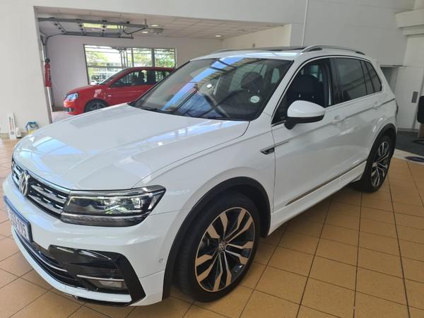 2017 Volkswagen Tiguan 2.0 TSI Highline 4MOT DSG Kwazulu Natal Umhlanga Rocks_0