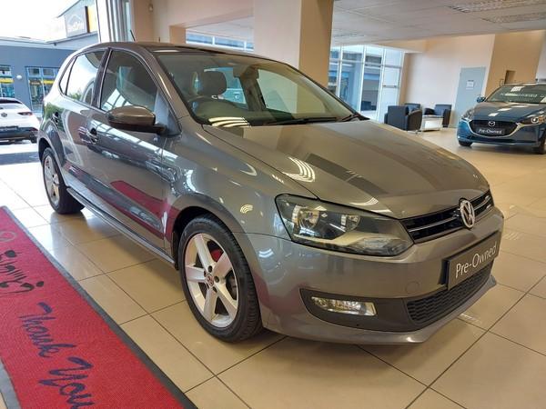 2014 Volkswagen Polo 1.6 Comfortline 5dr  Gauteng Midrand_0