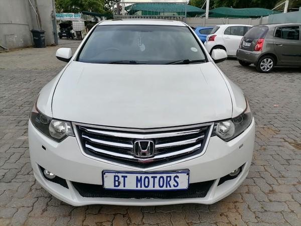 2011 Honda Accord 2.4 Executive  Gauteng Kempton Park_0