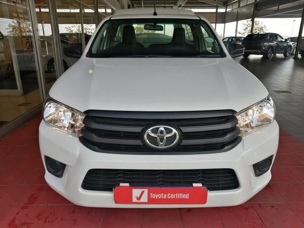 2018 Toyota Hilux 2.0 VVTi AC Single Cab Bakkie Gauteng Edenvale_0