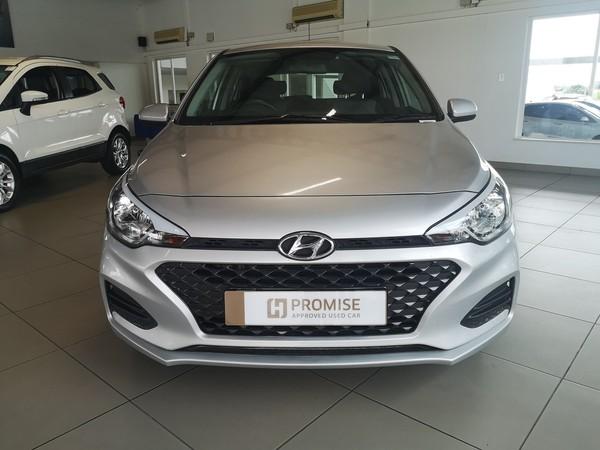 2020 Hyundai i20 1.2 Motion Gauteng Sandton_0