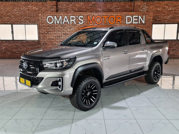 2020 Toyota Hilux 2.8 GD-6 RB Raider Auto Double Cab Bakkie Mpumalanga Witbank_0