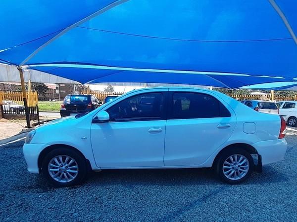 2017 Toyota Etios 1.5 Xs 5dr  Gauteng Kempton Park_0