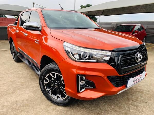 2020 Toyota Hilux 2.8 GD-6 RB Legend Auto Double Cab Bakkie Kwazulu Natal Kloof_0