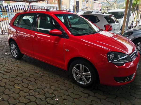 2014 Volkswagen Polo Vivo 1.4 Gauteng Jeppestown_0