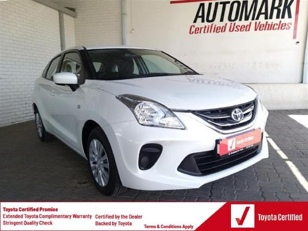 2020 Toyota Starlet 1.4 Xi Eastern Cape King Williams Town_0