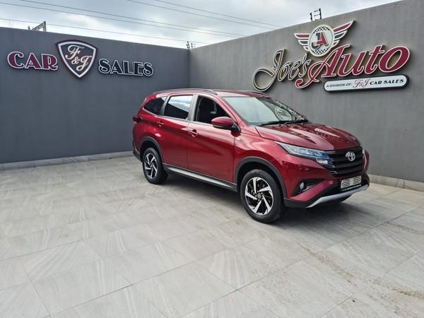 2019 Toyota Rush 1.5 Auto Gauteng Vereeniging_0