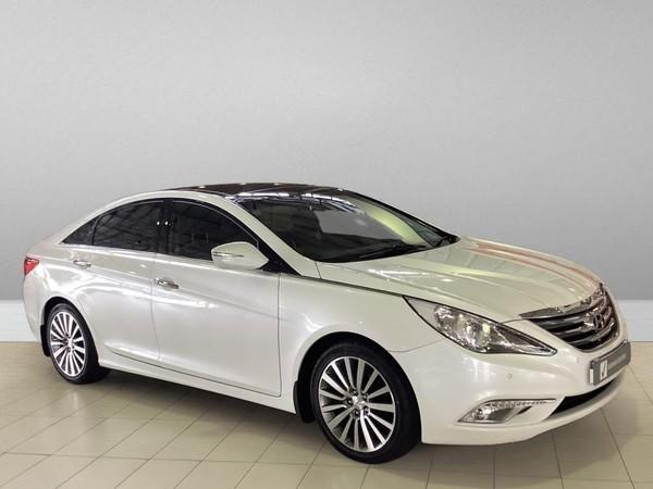 2013 Hyundai Sonata 2.4 GDI Elite Auto Gauteng Sandton_0