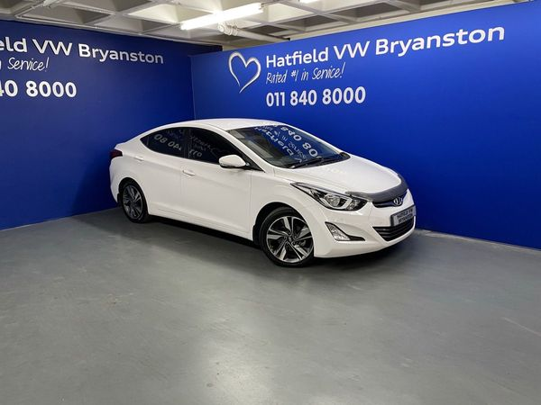2015 Hyundai Elantra 1.6 Premium Gauteng Sandton_0