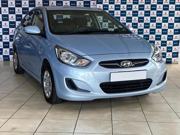2011 Hyundai Accent 1.6 Gl  Gauteng Alberton_0