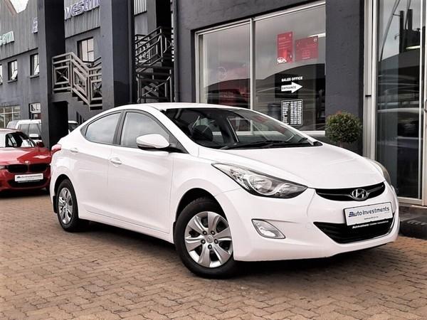 2014 Hyundai Elantra 1.6 Gls  Gauteng Centurion_0