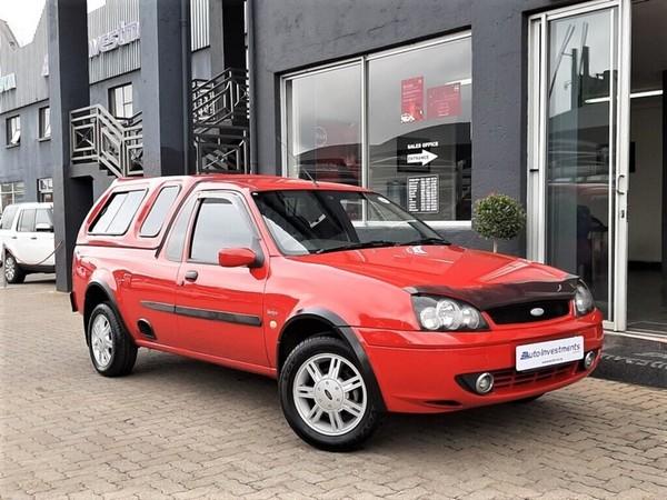 2008 Ford Bantam 1.6i Xlt Ac Pu Sc  Gauteng Centurion_0