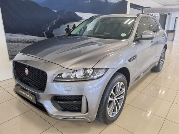 2021 Jaguar F-Pace 2.0 i4D AWD R-Sport Gauteng Pretoria_0